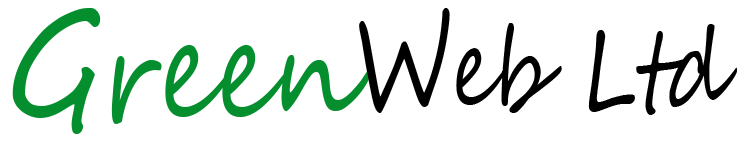 GreenWeb website design | Kerikeri & Kawakawa, Bay of Islands, Northland Logo