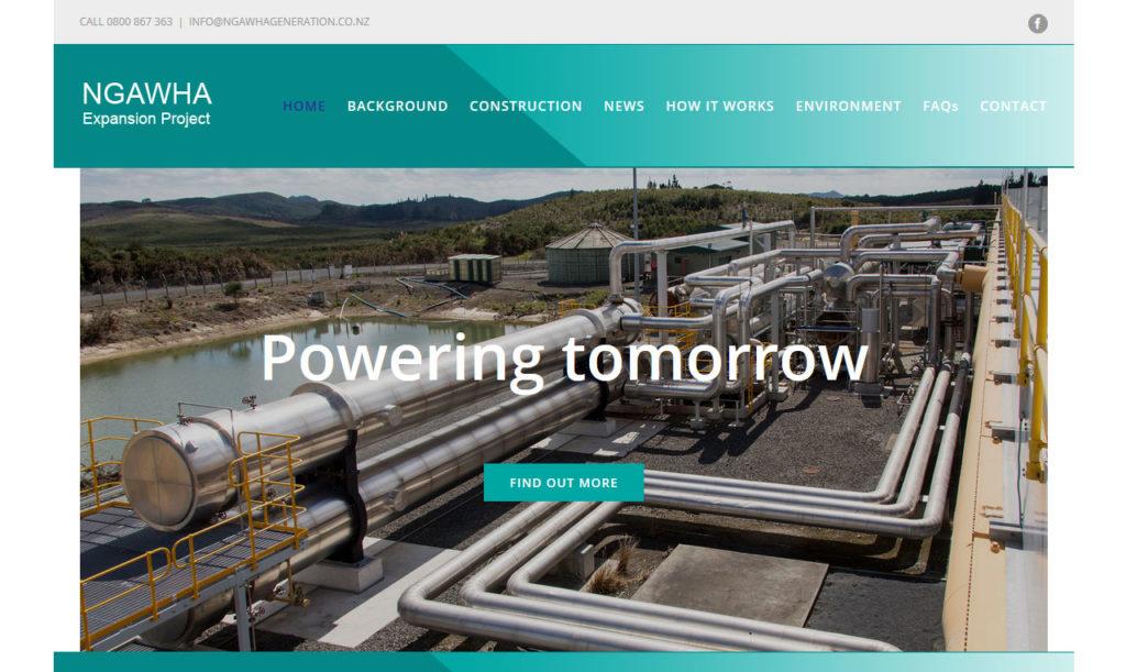 GreenWeb Award winning website design and development in the Bay of Islands, Northland